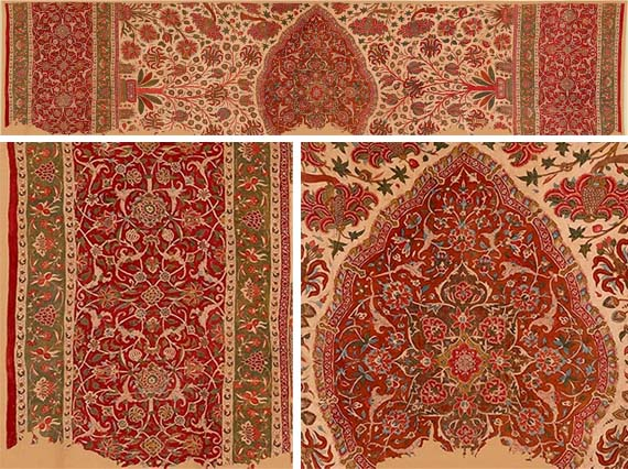 Islamic Courtly Textiles and Trade Goods from the 14th ... Persian Pomegranate Art