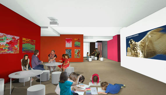 Museum Of Sydney Foyer : Sydney museum of contemporary art to re open in march