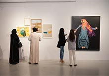 'A Burgeoning Collection' at Maraya Art Centre