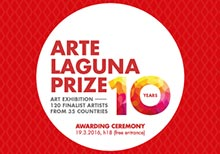 From March 19, 2016 the Arte Laguna Prize is Back at the Arsenale of Venice