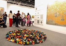 Abu Dhabi Art 2013 Wraps Up an Edition that Redefined the Art Fair Experience
