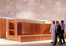 Abu Dhabi Art: Beyond Design and Architecture inspired by UAE Aesthetics for a Global Audience