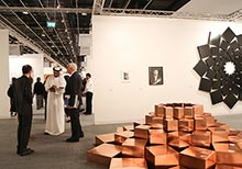 Abu Dhabi Art Presents Works by over 600 Artists and 50 Galleries from Around the World