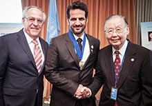 Secretary General of HIPA Awarded for His Work in the Field of Photography