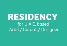 Residency in Baku (Azerbaijan) for U.A.E. based Artist/ Curator/ Designer