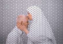'Learning by Heart' by Libyan-Canadian artist Arwa Abouon