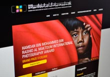 HIPA Website Awarded with Gold Award from Pan-Arab Web Awards Academy