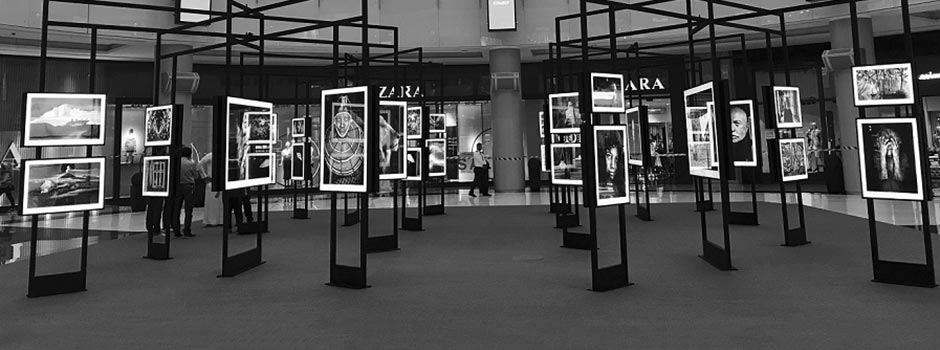 Photography hipa launches the world of black and white photography exhibition at the dubai mall