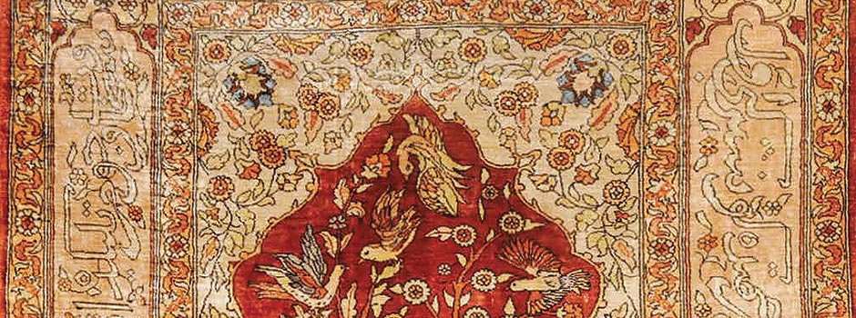 BOOK REVIEW Handmade Prayer Carpet Through History