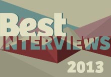 Best Interviews in 2013