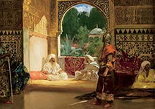 From Spain to Morocco, Benjamin-Constant in His Time