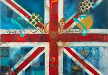 'The Brit Pak', the Best of Pakistani Contemporary Art at Mica Gallery