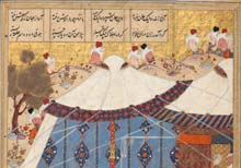 Library launches appeal to purchase rare Persian manuscripts