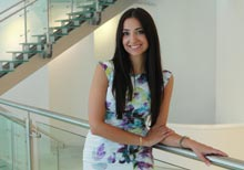 Interview with Parisa Davarkia, CEO of RIRA Gallery in Dubai