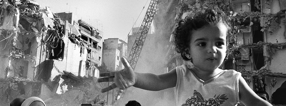 Ordinary Lives Of Woman And Children In Post War Lebanon