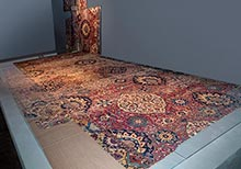 Exclusive: After 70 Years, The Sarajevo Fragments Of The Safavid Carpets Are Exhibited Again