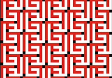 Square Kufic Tessellations