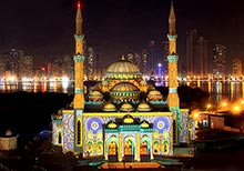 Sharjah Light Festival 2016 Set To Dazzle With Over 23 Beautiful Shows