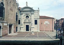 THE MOSQUE: The First Mosque in the Historic City of Venice