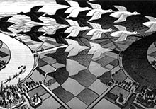 Was Escher Inspired by Islamic Art?