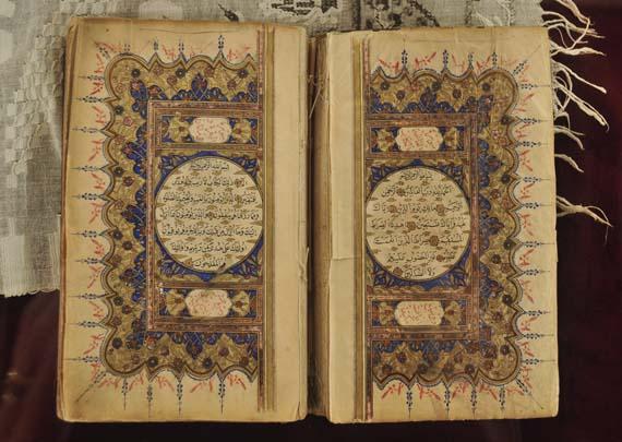 Manuscripts Of The Qur An Part 1 Magazine Islamic