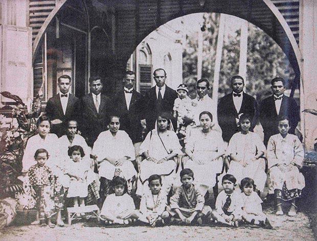 family history in tamil