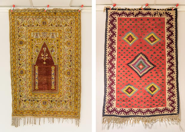 Prayers Rugs From Sarajevo Mosques