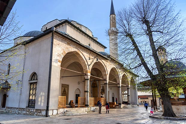 The ottoman masterpiece in sarajevo magazine islamic arts magazine the gazi husrev beg mosque photo islamic arts magazine thecheapjerseys Images